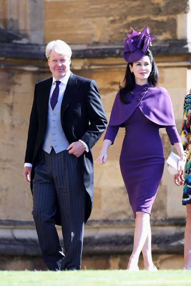 Không chỉ có cô dâu, dàn khách mời của đám cưới Hoàng gia cũng có 10 bộ cánh xuất sắc thật sự - Ảnh 10.