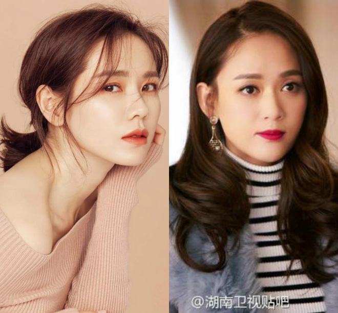 Trần Kiều Ân tiếp bước Son Ye Jin trở thành Chị đẹp phiên bản Trung Quốc - Ảnh 1.