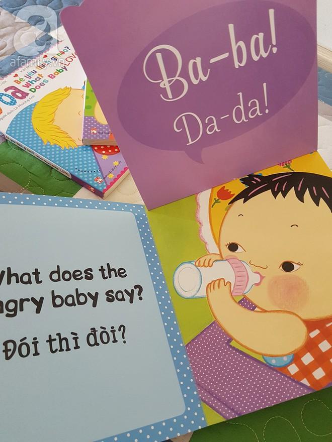 Từ A-Z những điều bố mẹ nên biết để vui đọc sách cùng con từ 0 đến 2 tuổi - Ảnh 7.