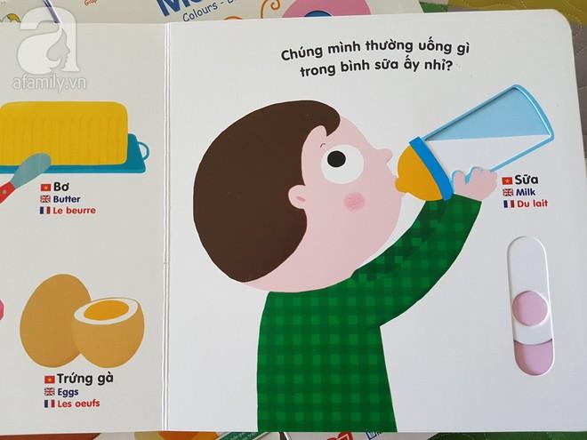 Từ A-Z những điều bố mẹ nên biết để vui đọc sách cùng con từ 0 đến 2 tuổi - Ảnh 15.