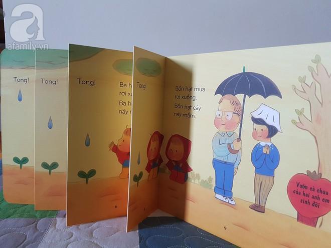 Từ A-Z những điều bố mẹ nên biết để vui đọc sách cùng con từ 0 đến 2 tuổi - Ảnh 11.