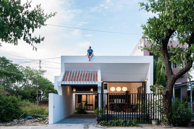 Ngôi nhà vườn ở Hội An khiến ai nhìn thấy cũng phải thốt lên: Hóa ra truyền thống kết hợp với hiện đại lại đẹp đến thế! - Ảnh 2.