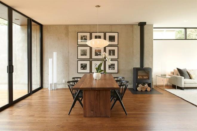 Tham khảo cách trang trí của 15 phòng ăn hiện đại cho gia đình - Ảnh 4.