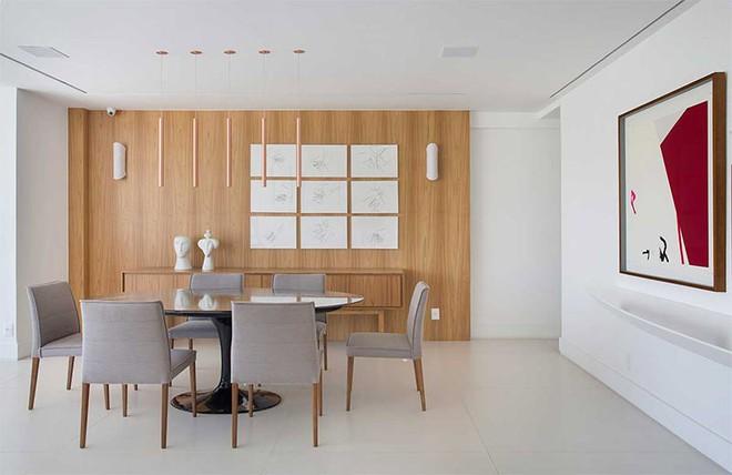 Tham khảo cách trang trí của 15 phòng ăn hiện đại cho gia đình - Ảnh 5.