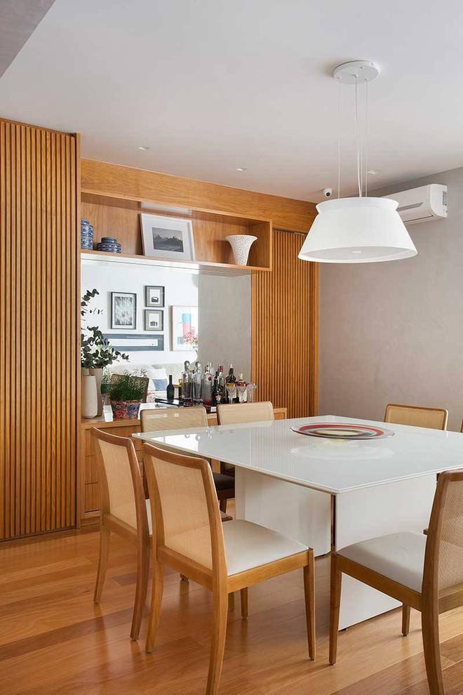 Tham khảo cách trang trí của 15 phòng ăn hiện đại cho gia đình - Ảnh 8.