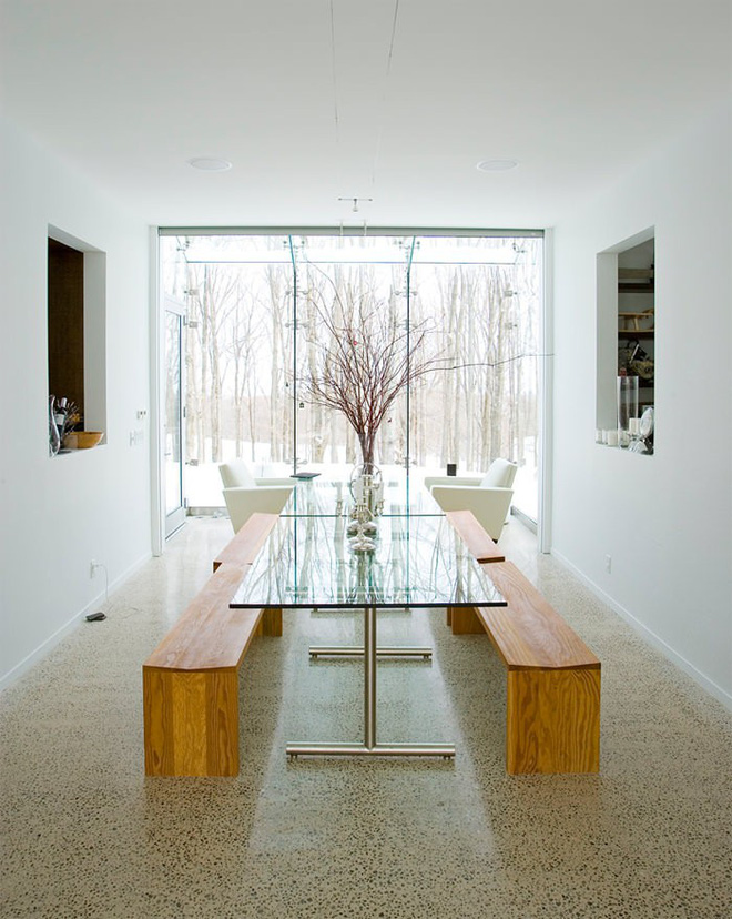 Tham khảo cách trang trí của 15 phòng ăn hiện đại cho gia đình - Ảnh 2.
