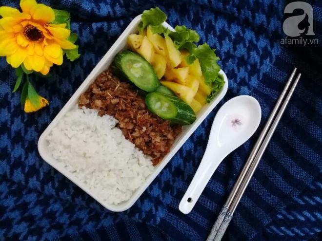 Gợi ý bữa cơm trưa làm nhanh ăn ngon - Ảnh 5.