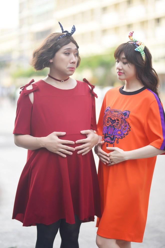 Hari Won tiết lộ mãi chưa có bầu với Trấn Thành là vì từng bị ung thư cổ tử cung - Ảnh 14.