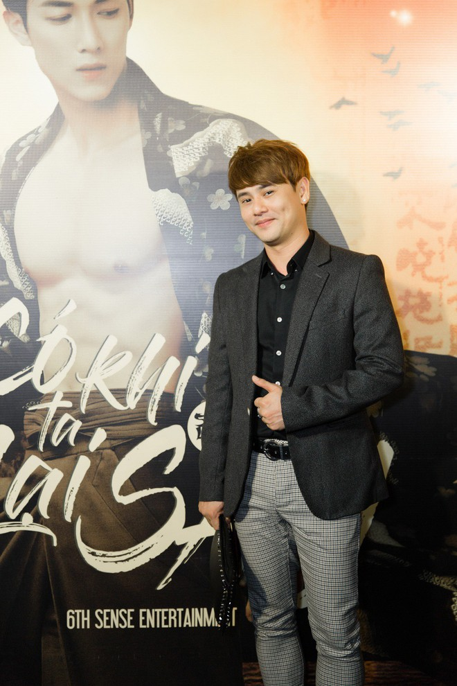 Hotboy Lật mặt - Song Luân khoe body săn chắc, gợi cảm nhảy cùng vũ công nữ - Ảnh 9.