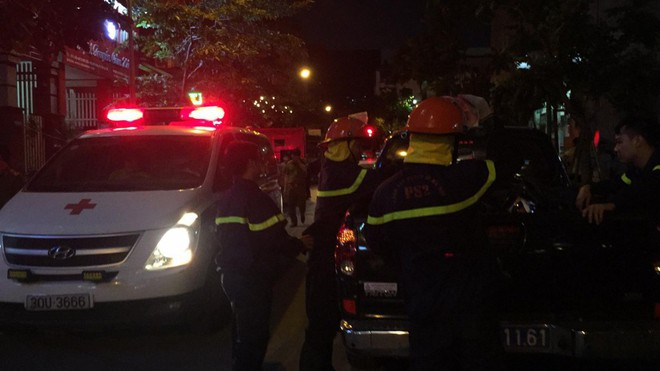 Nhân chứng vụ cháy Fodacon ở Hà Nội kể lại giây phút hoảng loạn - Ảnh 3.