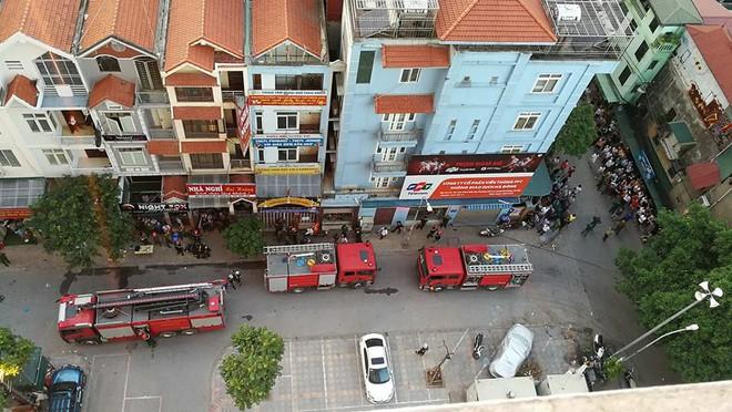 Nhân chứng vụ cháy Fodacon ở Hà Nội kể lại giây phút hoảng loạn - Ảnh 4.