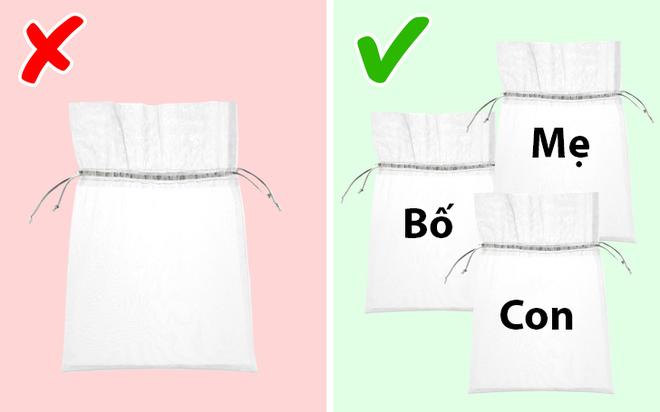 Sớm biết 11 mẹo vặt cực hay ho này, quá trình giặt sấy của bạn sẽ đơn giản đến bất ngờ - Ảnh 2.