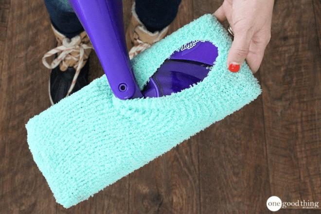 15 mẹo hay giúp làm sạch nhà chỉ trong vài phút ai cũng nên biết - Ảnh 10.