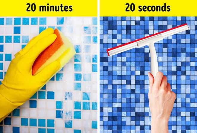 15 mẹo hay giúp làm sạch nhà chỉ trong vài phút ai cũng nên biết - Ảnh 14.