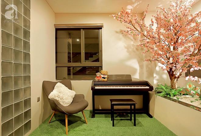 Ngôi biệt thự góc nào cũng xinh với chi phí nội thất 480 triệu do KTS 8x tự tay thiết kế tặng vợ con ở Hà Nội - Ảnh 8.