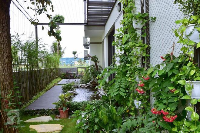 Ngôi biệt thự góc nào cũng xinh với chi phí nội thất 480 triệu do KTS 8x tự tay thiết kế tặng vợ con ở Hà Nội - Ảnh 13.