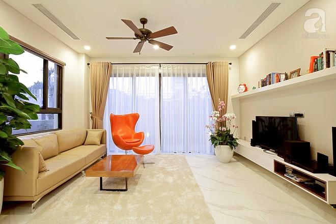 Ngôi biệt thự góc nào cũng xinh với chi phí nội thất 480 triệu do KTS 8x tự tay thiết kế tặng vợ con ở Hà Nội - Ảnh 3.
