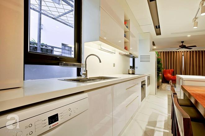 Ngôi biệt thự góc nào cũng xinh với chi phí nội thất 480 triệu do KTS 8x tự tay thiết kế tặng vợ con ở Hà Nội - Ảnh 5.