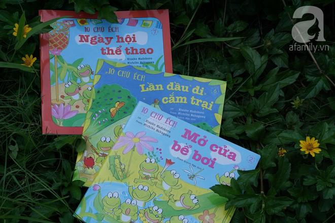 """Những bộ Ehon chưa bao giờ hết """"hot"""" cho các bạn nhỏ 0 – 6 tuổi - Ảnh 4."""