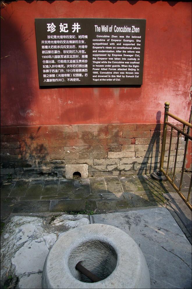 Trân phi: Bị Từ Hi Thái hậu đày vào lãnh cung, ném xuống giếng chỉ vì là sủng phi của Hoàng đế nhà Thanh - Ảnh 1.