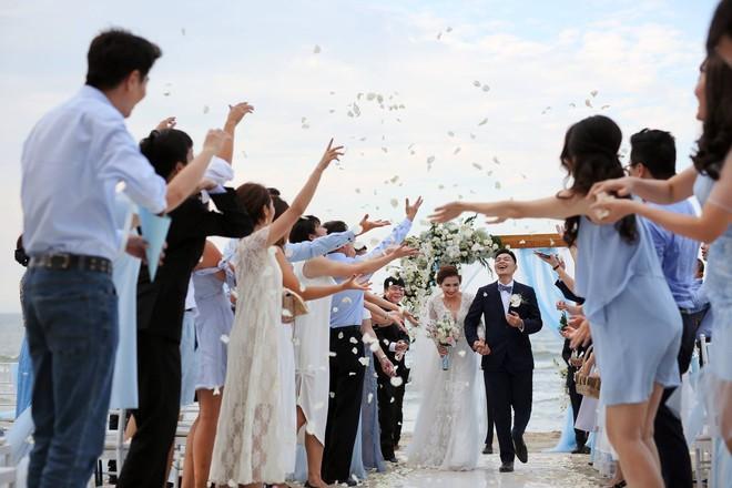 Sau điệu nhảy hút 8 ngàn like, cô dâu tiết lộ thêm nhiều bất ngờ về đám cưới đẹp hơn cả giấc mơ - Ảnh 14.