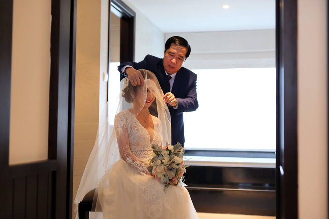 Sau điệu nhảy hút 8 ngàn like, cô dâu tiết lộ thêm nhiều bất ngờ về đám cưới đẹp hơn cả giấc mơ - Ảnh 18.