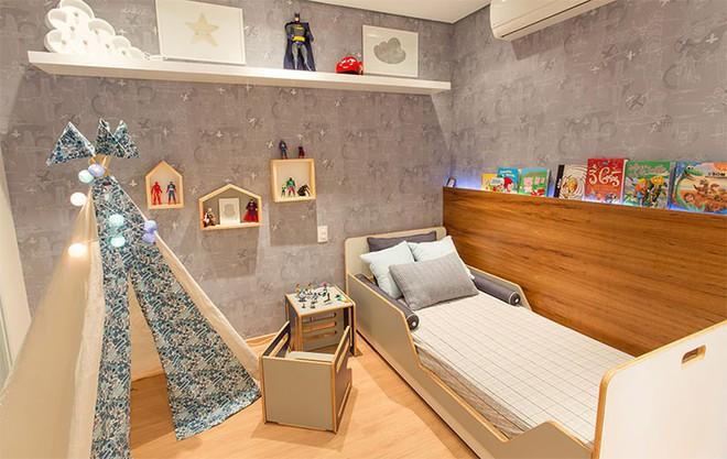 15 kiểu phòng ngủ cho trẻ cực vui nhộn và sáng tạo này sẽ truyền cảm hứng cho bạn - Ảnh 4.