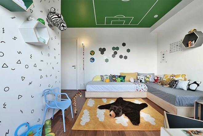15 kiểu phòng ngủ cho trẻ cực vui nhộn và sáng tạo này sẽ truyền cảm hứng cho bạn - Ảnh 6.