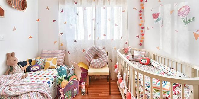 15 kiểu phòng ngủ cho trẻ cực vui nhộn và sáng tạo này sẽ truyền cảm hứng cho bạn - Ảnh 8.