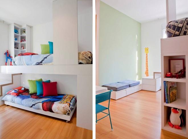 15 kiểu phòng ngủ cho trẻ cực vui nhộn và sáng tạo này sẽ truyền cảm hứng cho bạn - Ảnh 12.