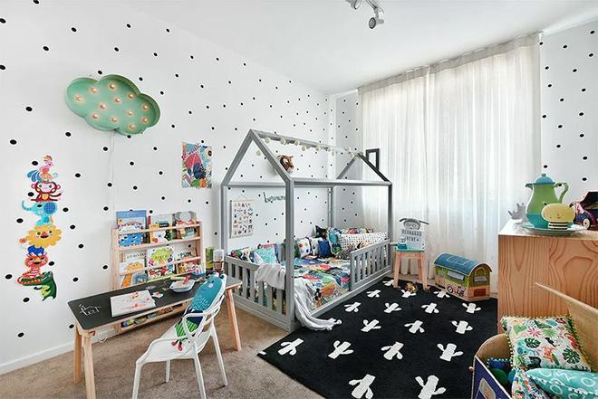 15 kiểu phòng ngủ cho trẻ cực vui nhộn và sáng tạo này sẽ truyền cảm hứng cho bạn - Ảnh 13.