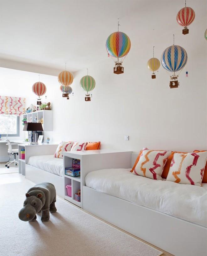 15 kiểu phòng ngủ cho trẻ cực vui nhộn và sáng tạo này sẽ truyền cảm hứng cho bạn - Ảnh 14.