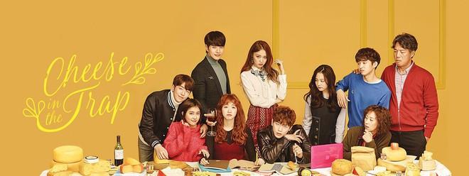 6 bộ phim Phía trước là bầu trời của xứ Hàn đáng xem nhất về đời sinh viên - Ảnh 7.