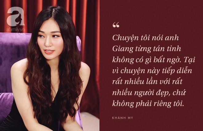 [ĐỘC QUYỀN] Khánh My lần đầu lên tiếng: Trường Giang theo đuổi tôi trong thời gian hẹn hò với Nhã Phương - Ảnh 11.