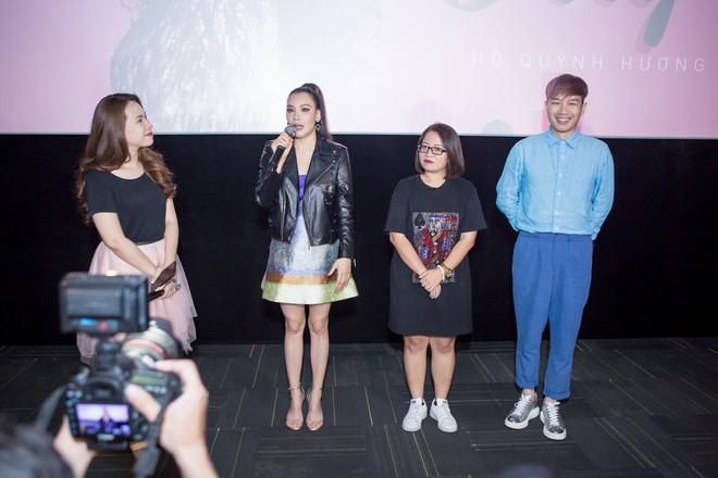 Hồ Quỳnh Hương: Không ngại đụng độ Sơn Tùng, Bảo Anh vì mải kinh doanh, không quan tâm showbiz - Ảnh 4.