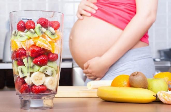 Cách ăn uống trong thai kỳ để sinh con thông minh - Ảnh 2.