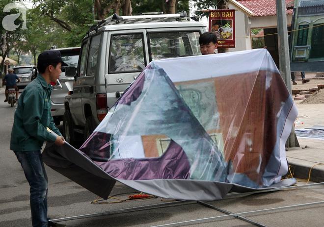 Chùm ảnh phố đi bộ Trịnh Công Sơn gấp rút hoàn thiện trước giờ G - Ảnh 7.