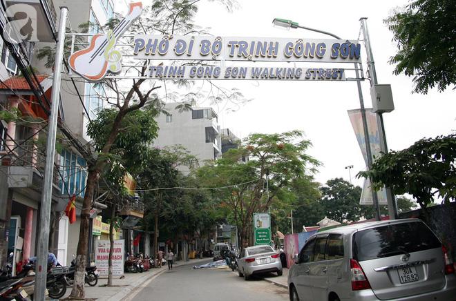 Chùm ảnh phố đi bộ Trịnh Công Sơn gấp rút hoàn thiện trước giờ G - Ảnh 1.