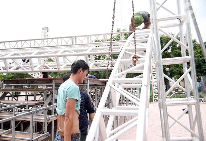 Chùm ảnh phố đi bộ Trịnh Công Sơn gấp rút hoàn thiện trước giờ G - Ảnh 14.