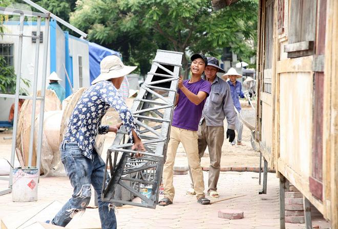 Chùm ảnh phố đi bộ Trịnh Công Sơn gấp rút hoàn thiện trước giờ G - Ảnh 6.