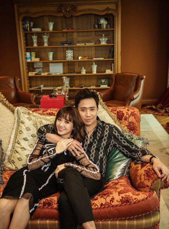 Trấn Thành - Hari Won tung bộ ảnh kỉ niệm 17 tháng hôn nhân viên mãn trong sóng gió - Ảnh 7.