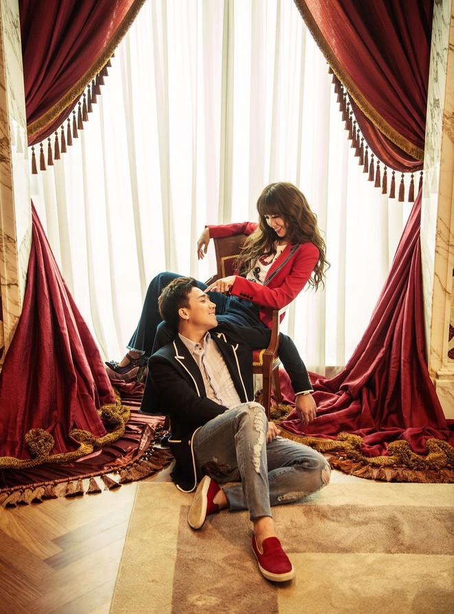 Trấn Thành - Hari Won tung bộ ảnh kỉ niệm 17 tháng hôn nhân viên mãn trong sóng gió - Ảnh 9.