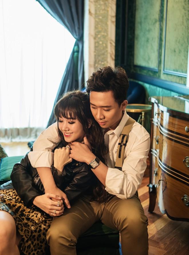 Trấn Thành - Hari Won tung bộ ảnh kỉ niệm 17 tháng hôn nhân viên mãn trong sóng gió - Ảnh 11.