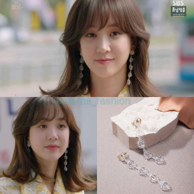 """Đây chắc chắn là đôi khuyên tai """"hot"""" nhất xứ Hàn lúc này vì đang được cả loạt sao cùng diện - Ảnh 10."""