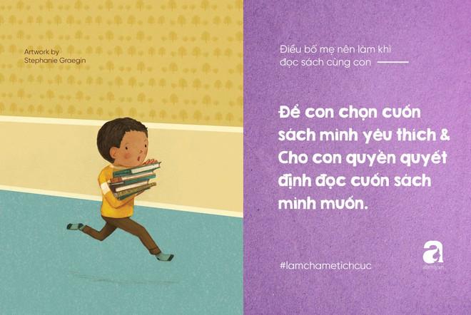 Để não trẻ được kích hoạt tối đa khi đọc sách, đây là những điều bố mẹ nên làm - Ảnh 2.
