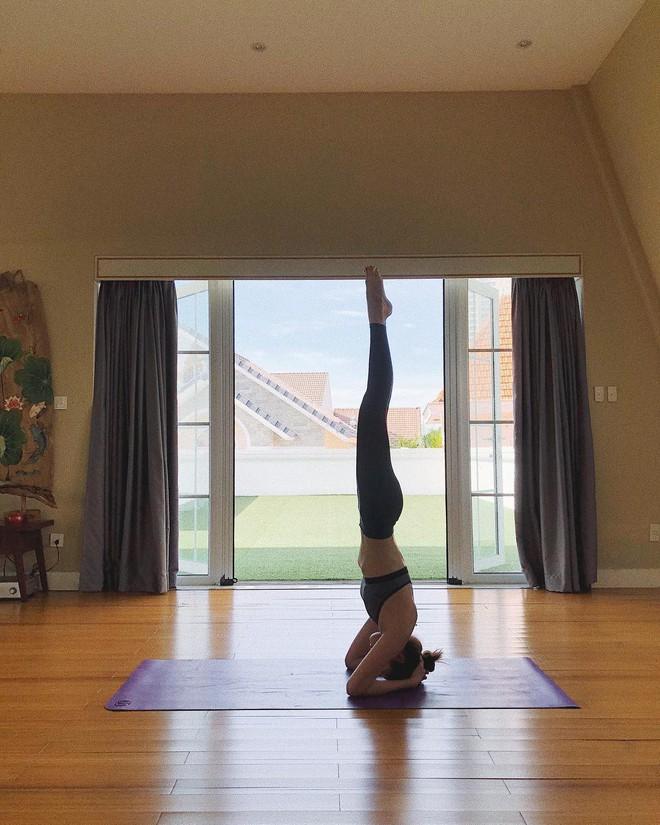 Vì sao một loạt người nổi tiếng như Lee Hyori, Goo Hara, Tăng Thanh Hà, Hồ Ngọc Hà đều tập tư thế yoga này? - Ảnh 3.