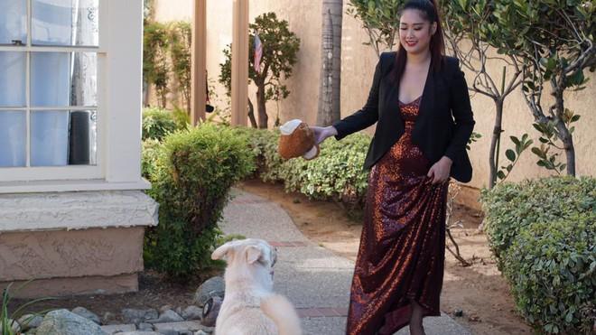 Chân dung Hoàng Châu, cô con gái lớn tài năng, xinh như hoa hậu vừa lấy chồng của nghệ sĩ Hồng Vân - Ảnh 15.