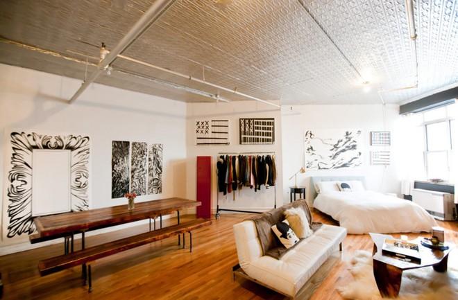 """Hướng dẫn bài trí căn hộ Studio tích hợp """"nhiều không gian trong 1"""" – nhỏ nhưng có võ - Ảnh 5."""