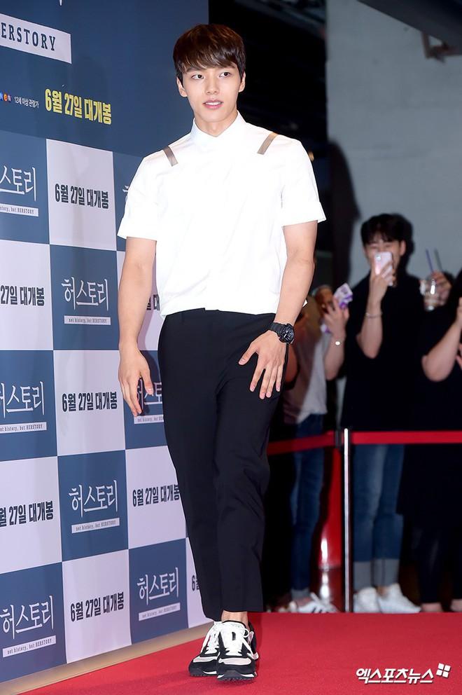 Sự kiện hội tụ gần 30 sao Hàn: Mẹ Kim Tan lép vế trước Kim Hee Sun, Jung Hae In nổi bật giữa dàn sao nhí một thời - Ảnh 18.