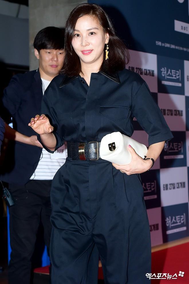 Sự kiện hội tụ gần 30 sao Hàn: Mẹ Kim Tan lép vế trước Kim Hee Sun, Jung Hae In nổi bật giữa dàn sao nhí một thời - Ảnh 7.
